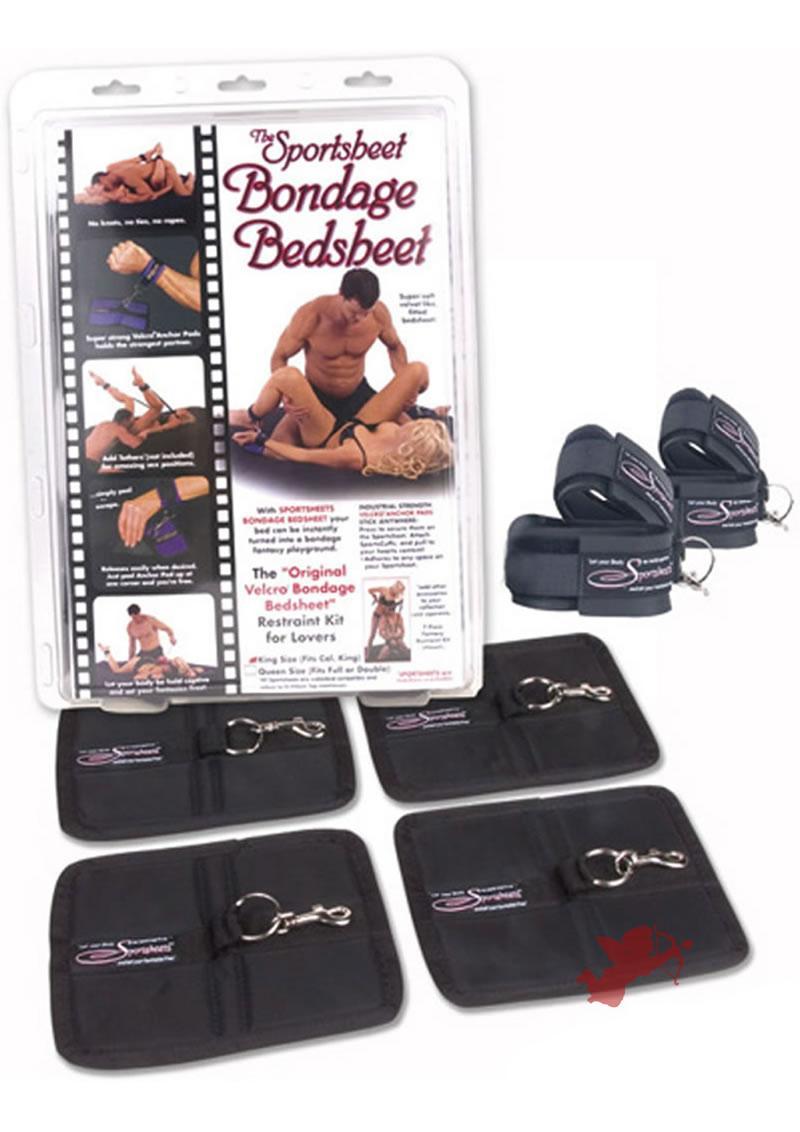 Bondage Bedsheet Queen