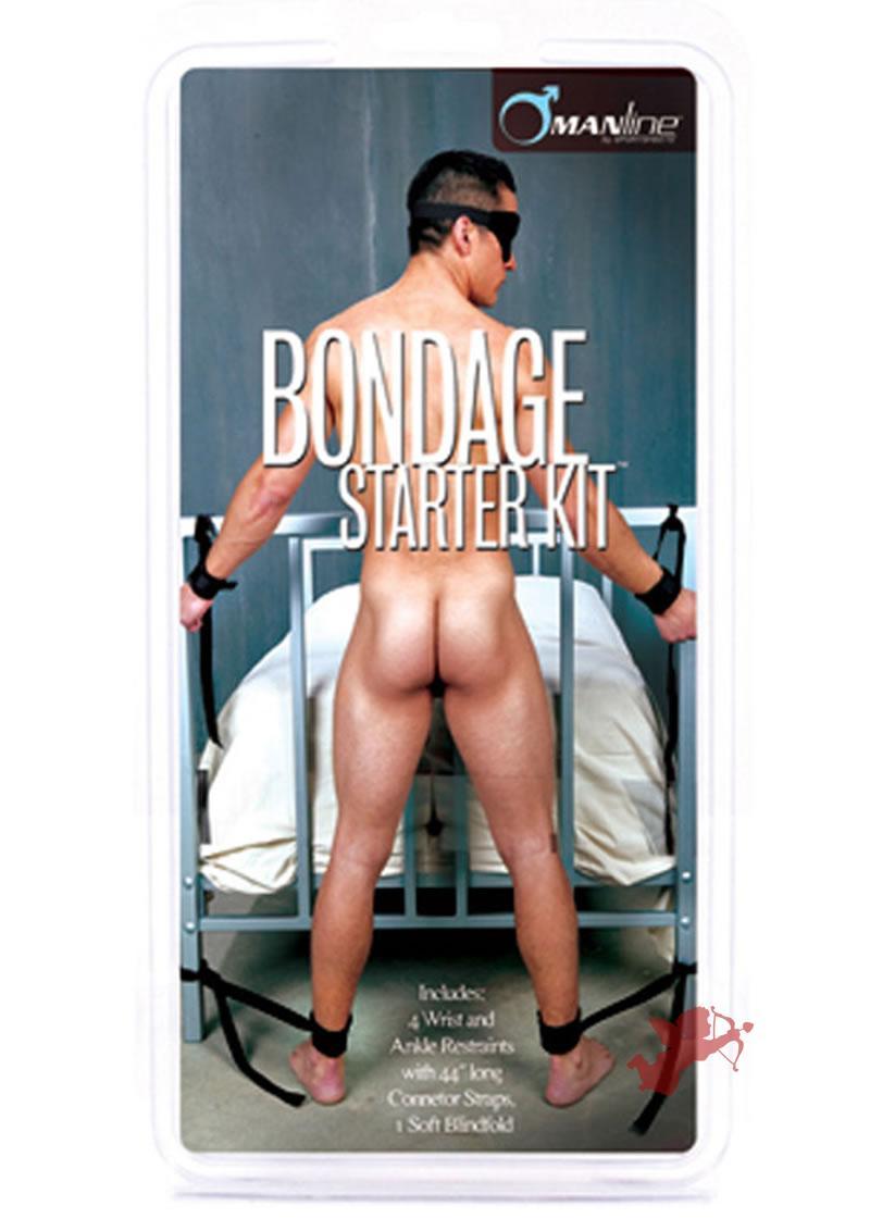 Bondage Starter Kit - Manline