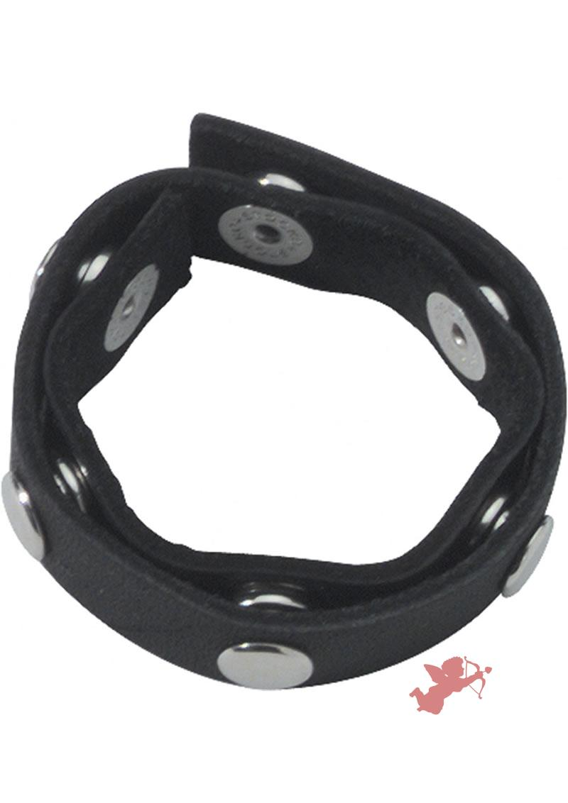Six Speed - Cock Ring W/6 Snaps
