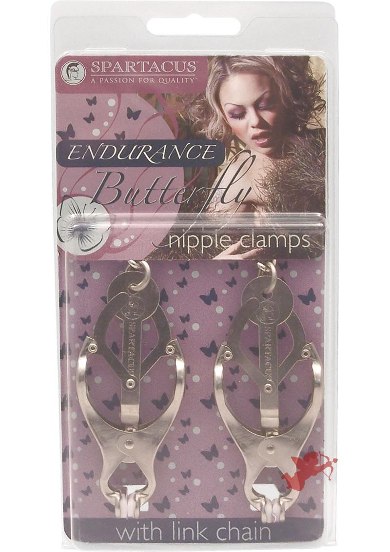 Endurance Butterfly Clamps