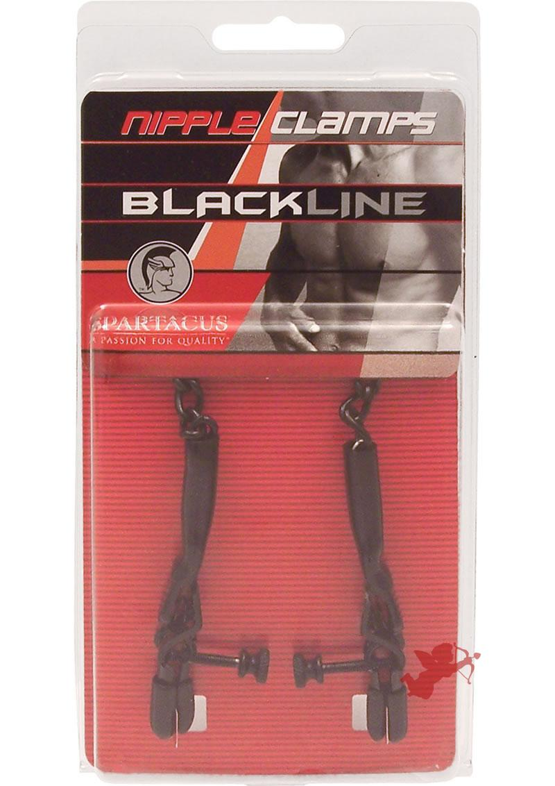 Blackline Adj Spring Jaw Clamps