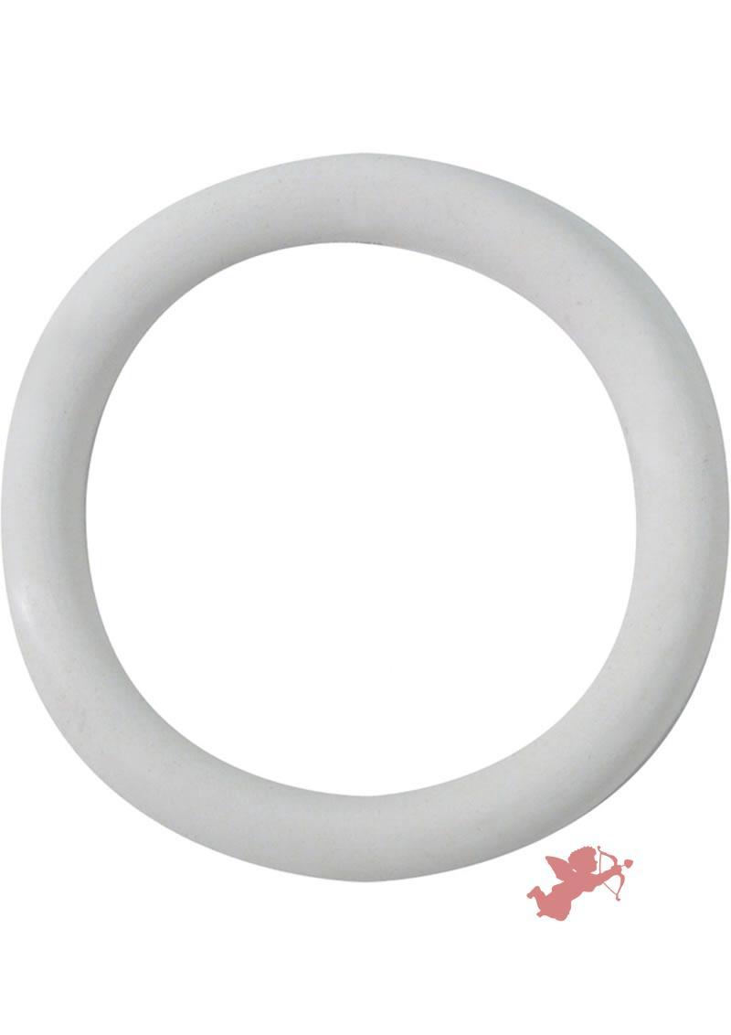 White Rubber C Ring - 1 1/4