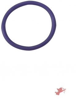 Purple Rubber C Ring - 2