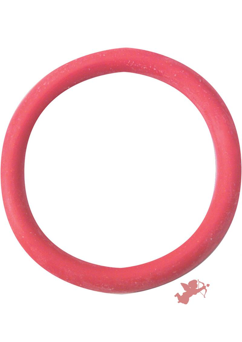 Red Rubber C Ring - 1 1/2