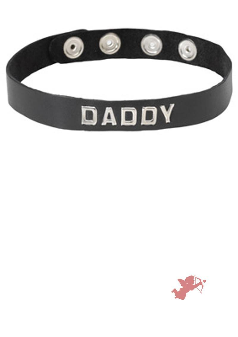 Wordband Collar - Daddy