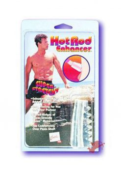 Hot Rod Enhancer Senso Sleeve