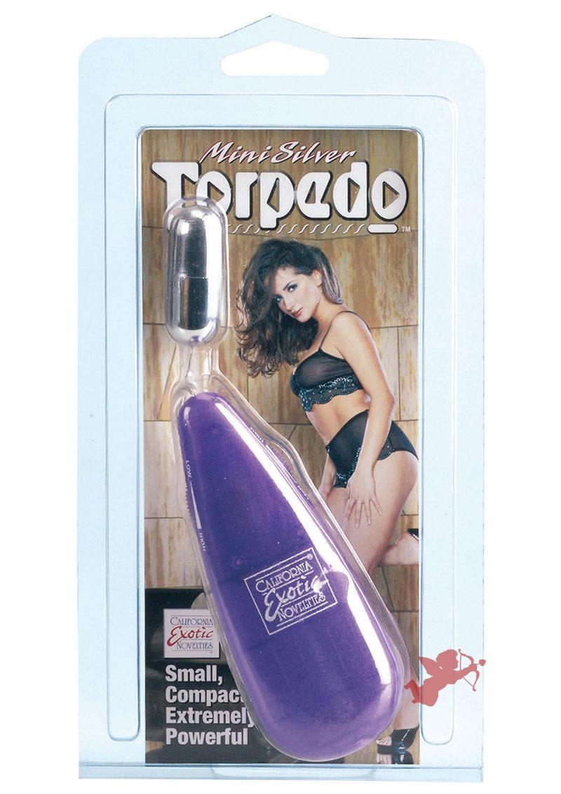 Mini Silver Torpedo