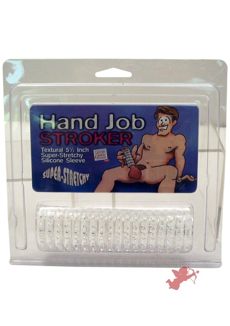 Hand Job Stroker 5 1/2