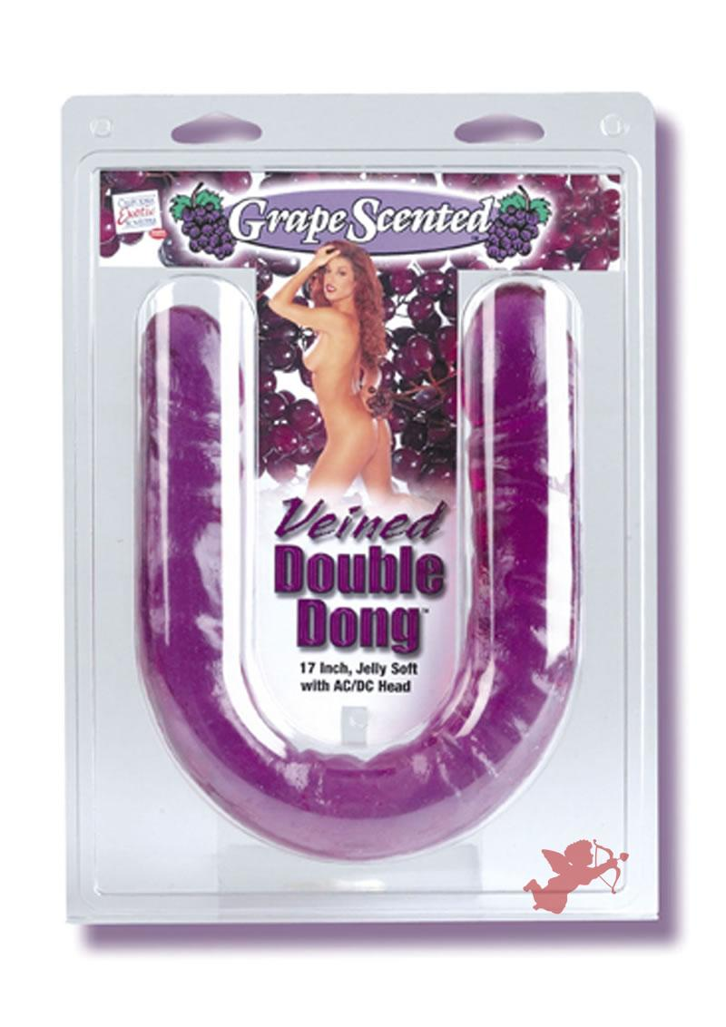 Veined Double Dong-grape