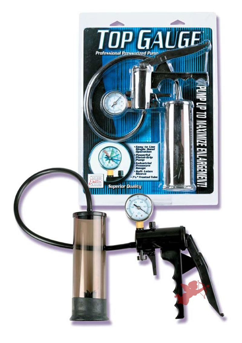 Top Gauge Pro Pressurized Pump