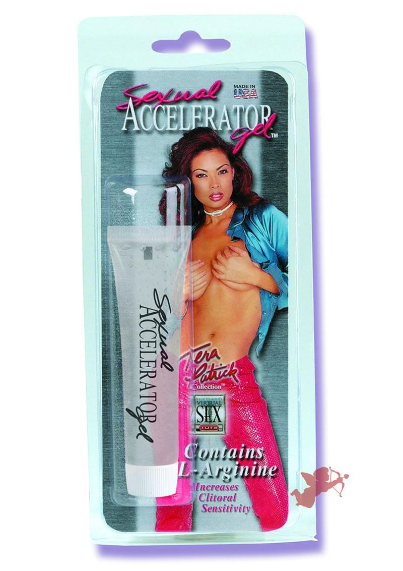 Sexual Accelerator Gel