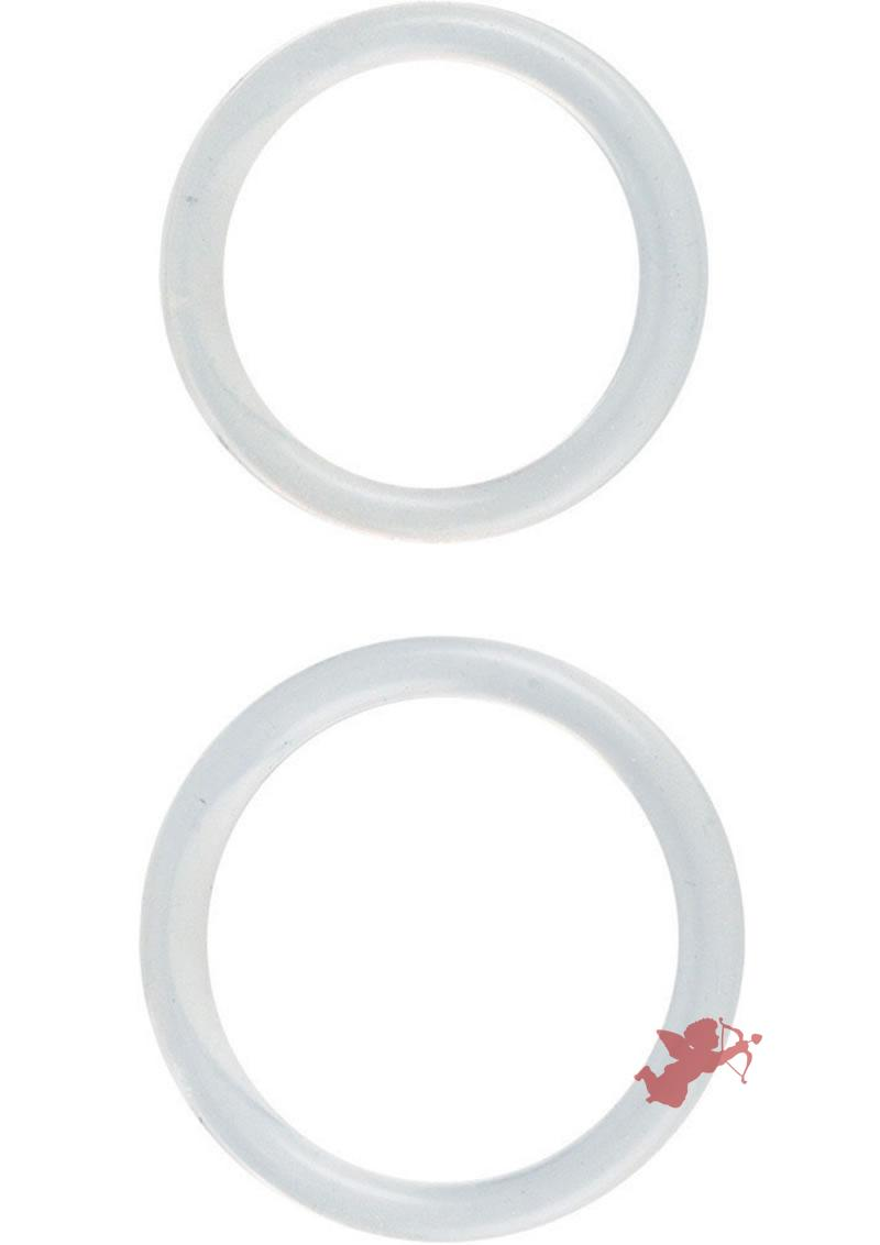 Silicone Rings Large X/l