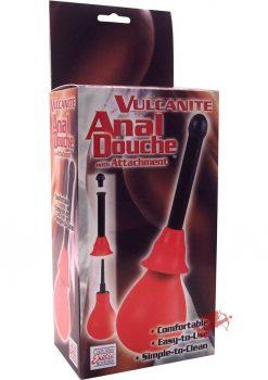 Vulcanite Anal Douche