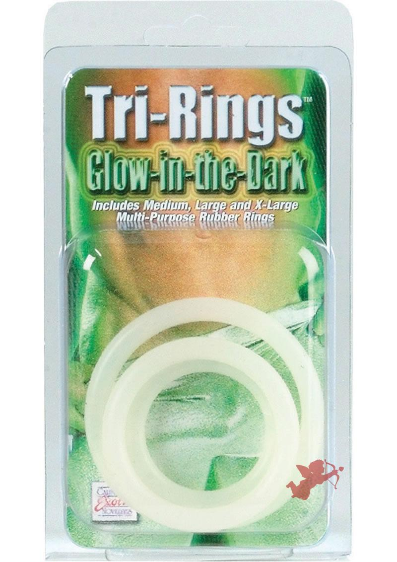 Tri Rings Glow In The Dark