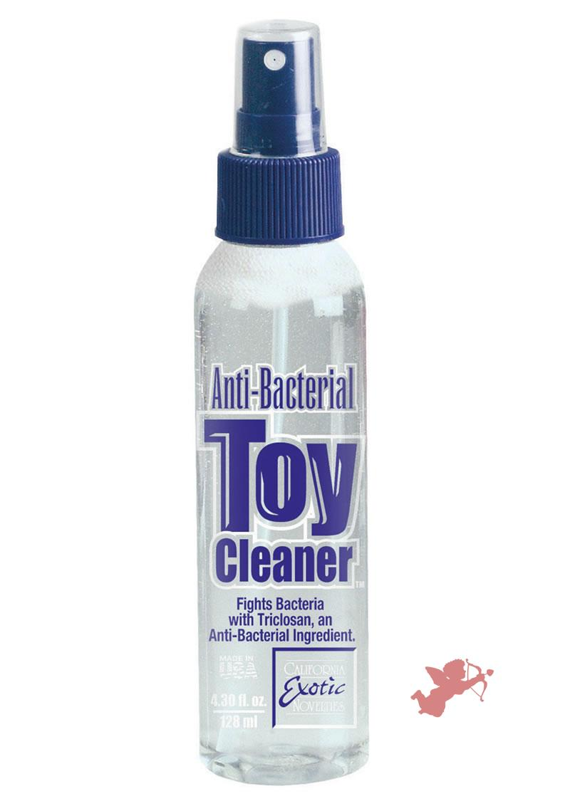 Anti Bacterial Toy Cleaner 4.3 Ounce