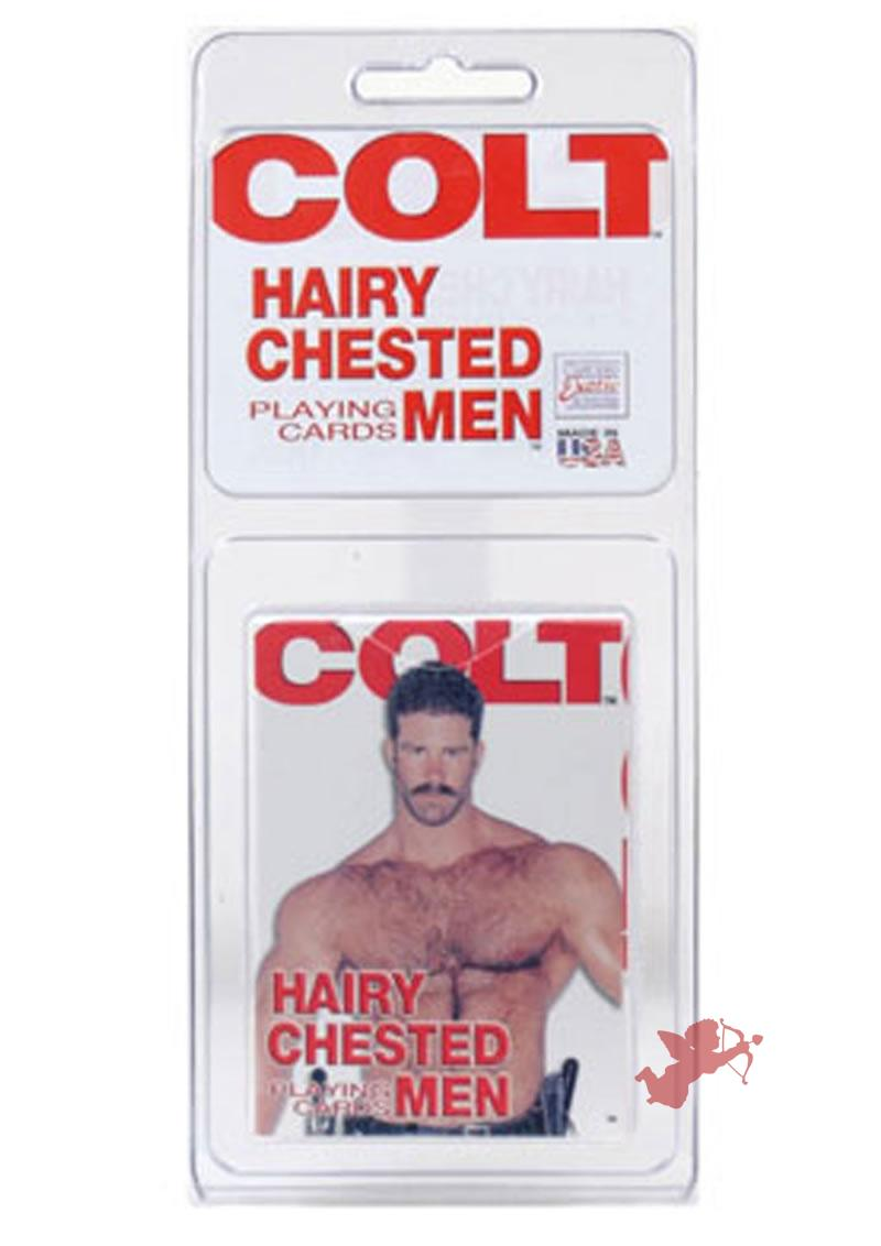 Colt Hairy Chested Men Bulk