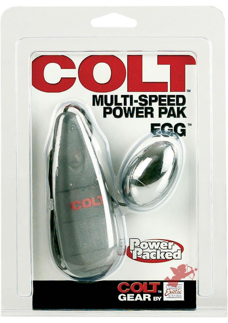 Colt Power Pack - Egg