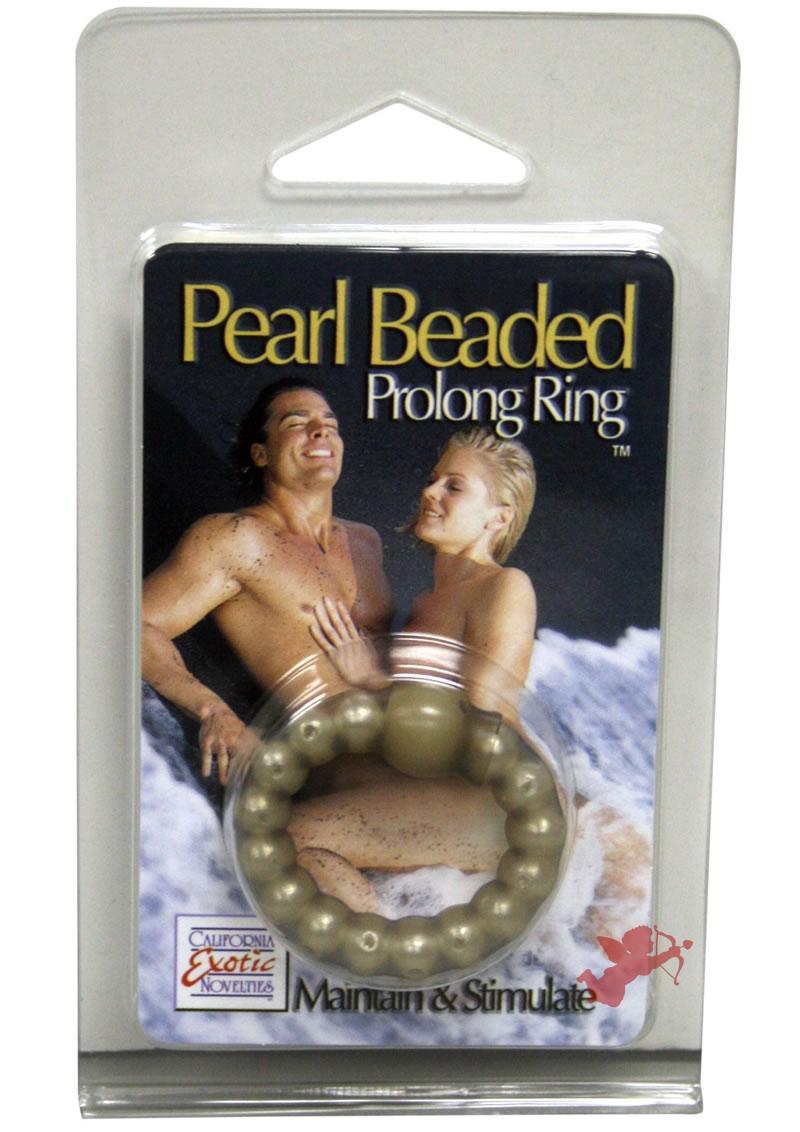Pearl Prolong Ring - Smoke