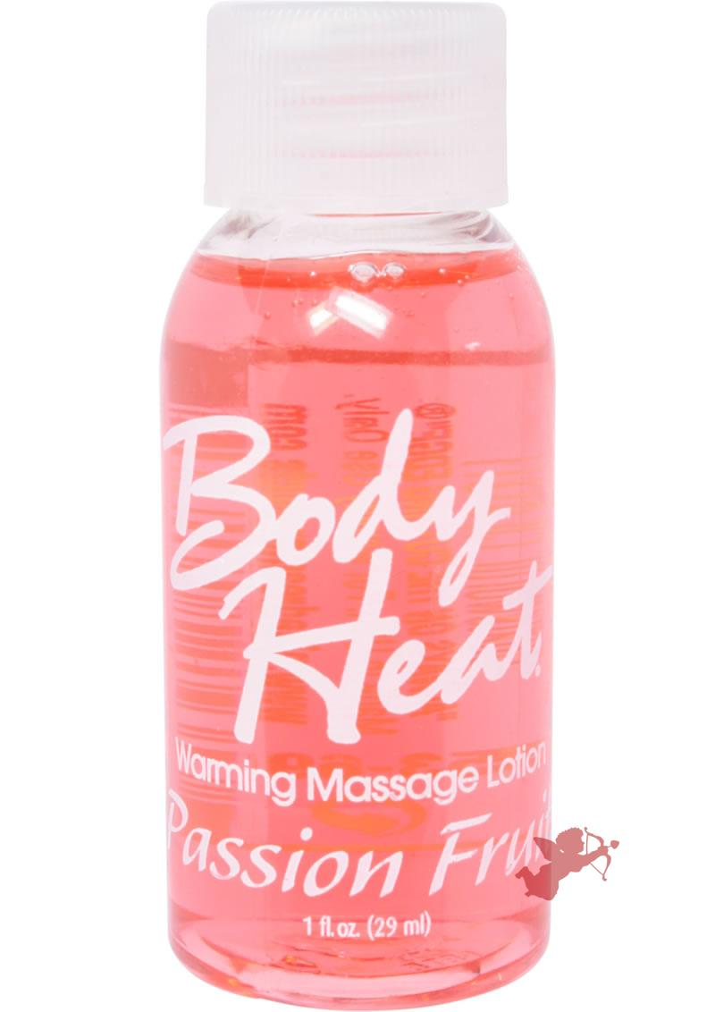 Body Heat 1oz Passion Fruit