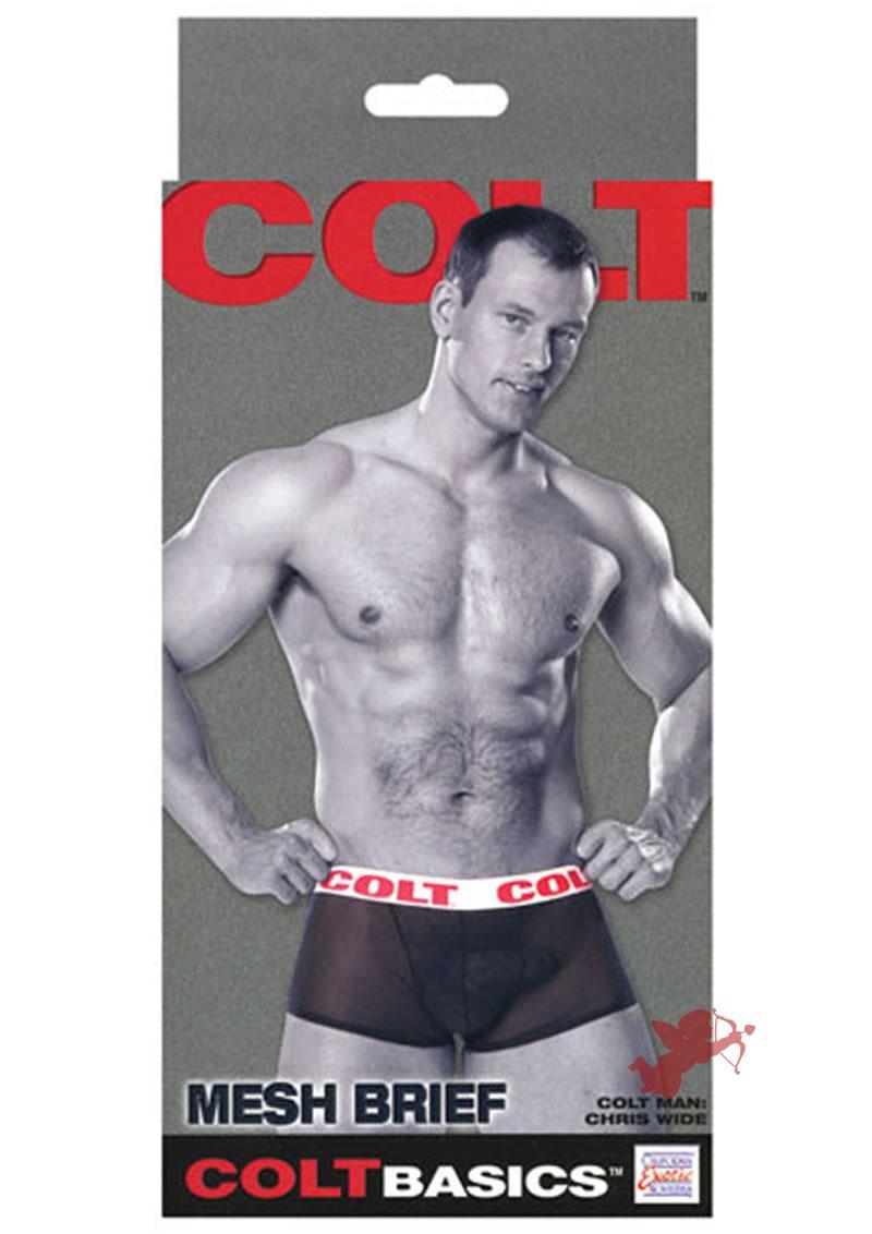 Colt Mesh Brief Lg