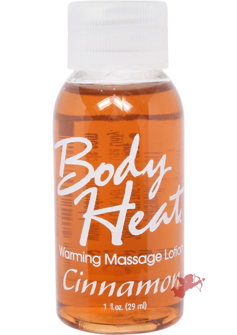 Body Heat 1oz Cinnamon