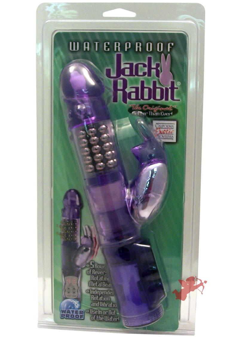 Waterproof Jack Rabbit - Purple
