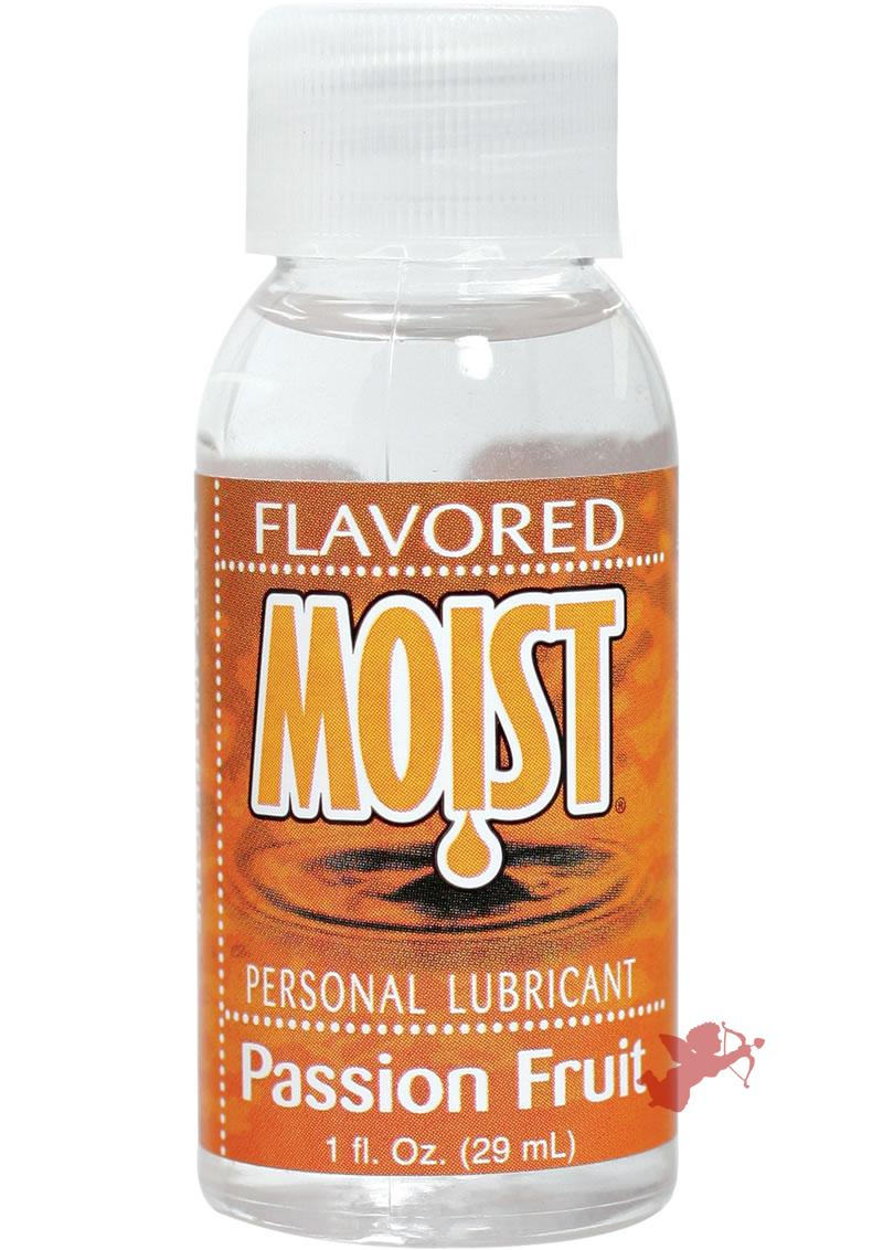 Flavored Moist 1oz Passion Fruit