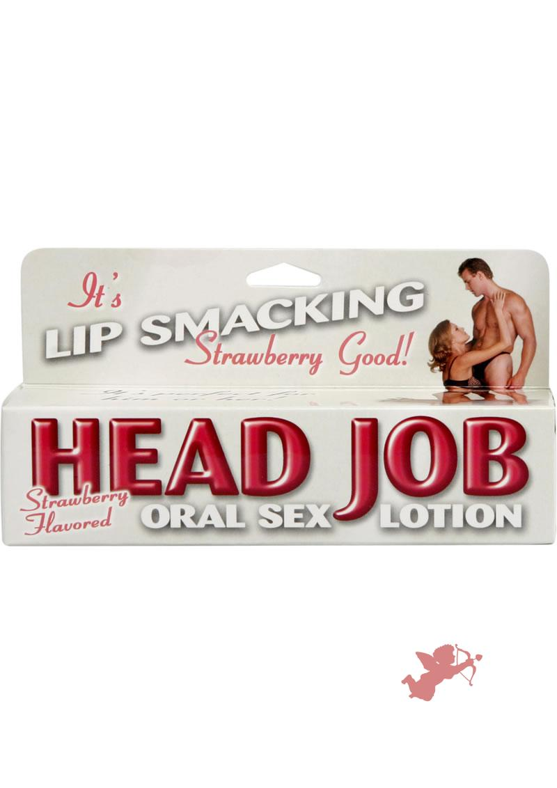 Head Job 1.5oz Strawberry
