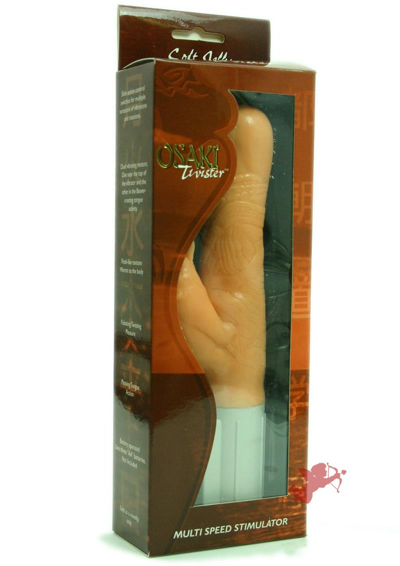 Osaki Twister Flesh-retail Box