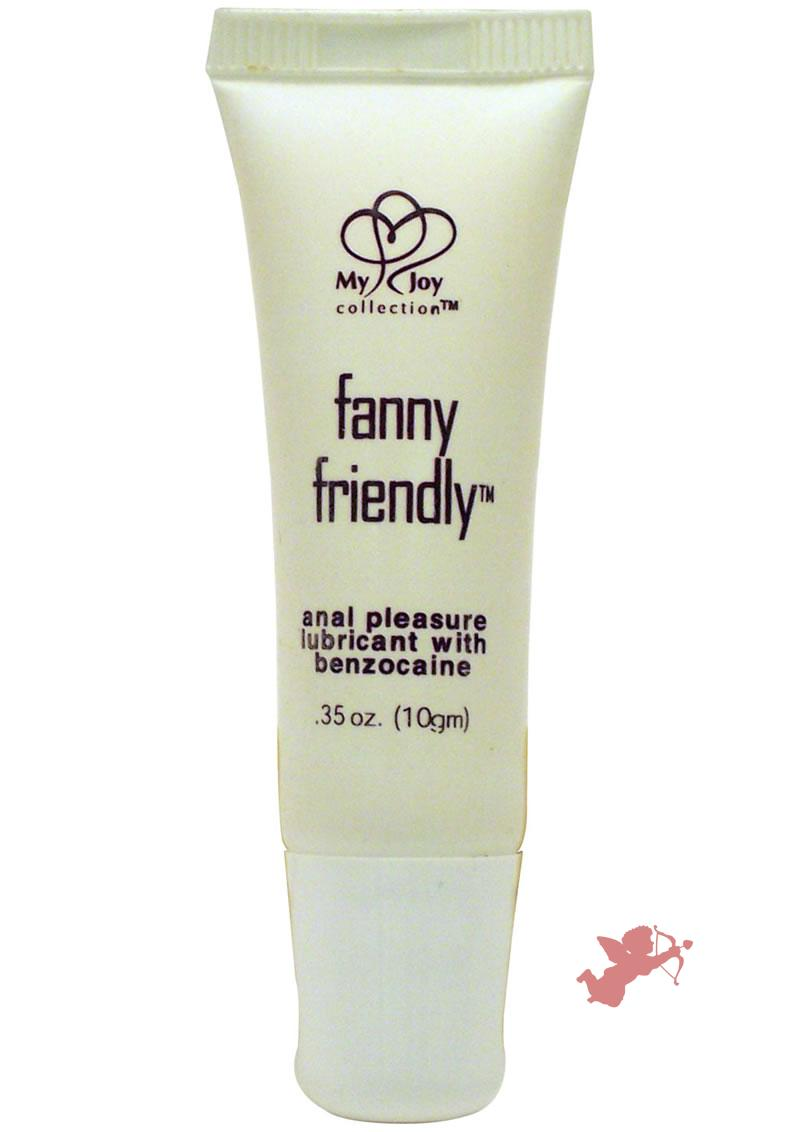 Fanny Friendly