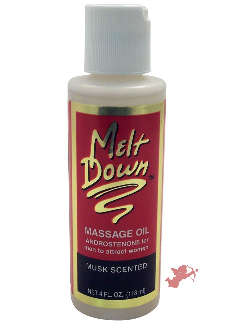 Mass Oil W/male Pherom Musk 4o
