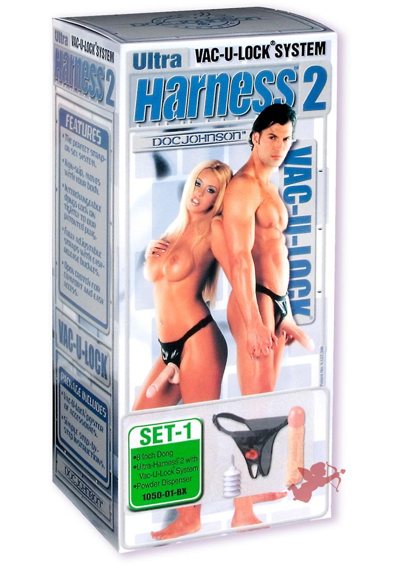 Ultra Harness 2 W/8 Dong