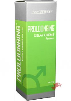 Proloonging Cream 1/2 Oz
