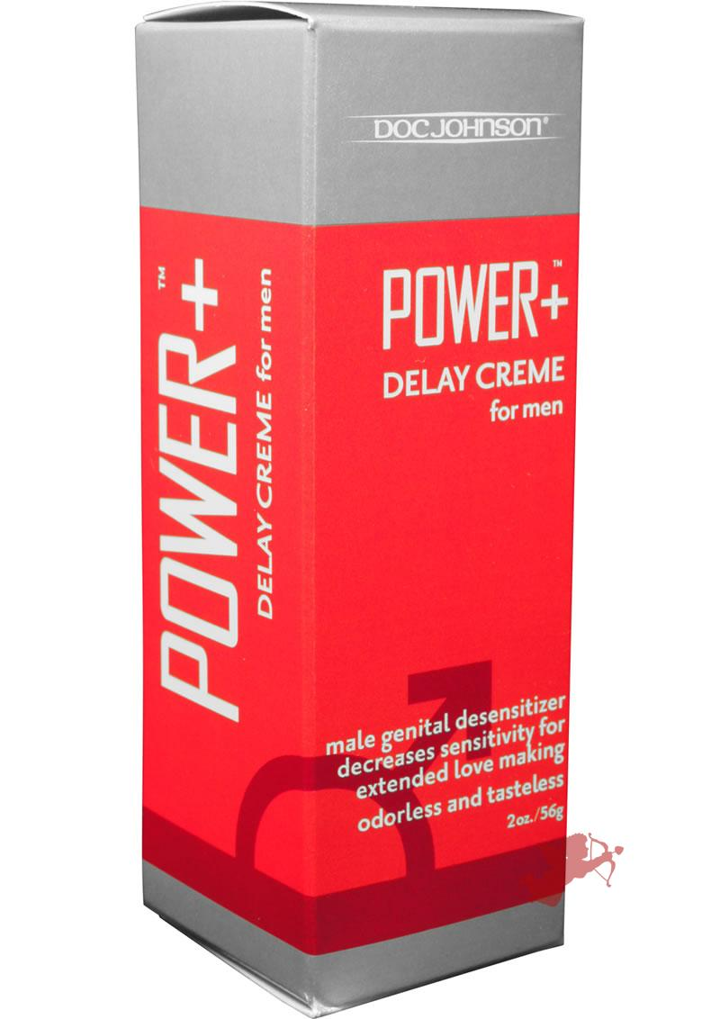 Power + Plus Cream 1/2 Oz