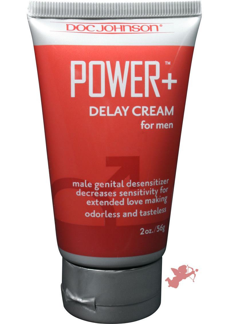 Power + Plus Cream 1/2 Oz