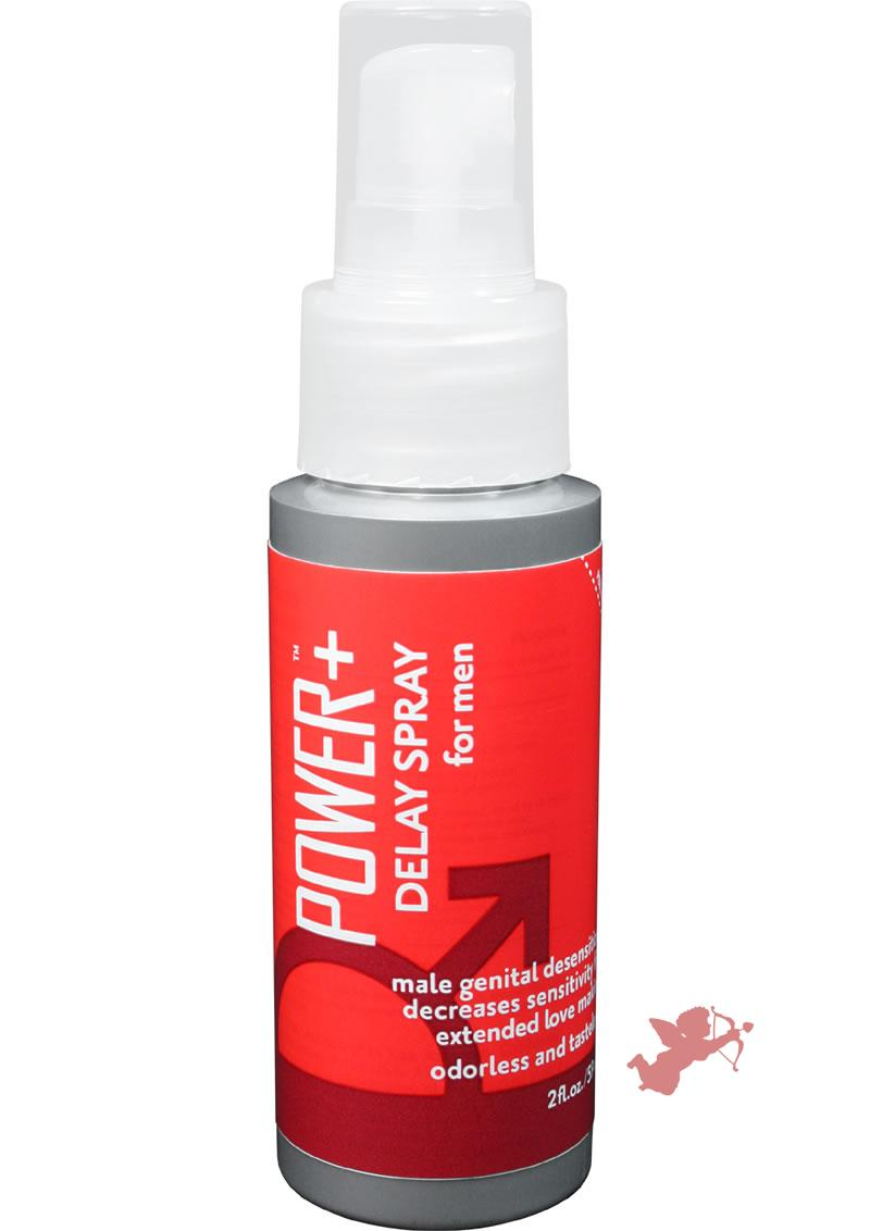 Power + Plus Spray 1 Oz Delay