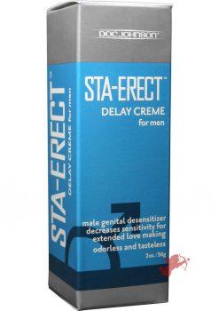 Sta-erect Cream 1/2 Oz