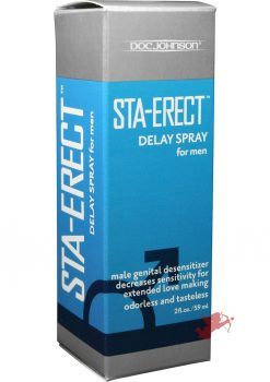 Sta-erect Spray 1 Oz