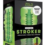 Zolo Original Squeezable Vibe Stroker