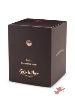 Coco de Mer Nell Pleasure Seed Vibe Brown