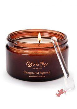 Coco de Mer Enraptured Figment Massage Candle