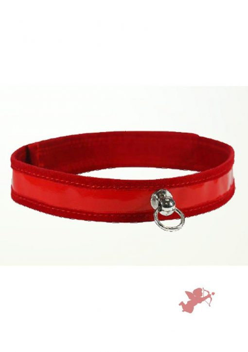 S and M Red Day Collar