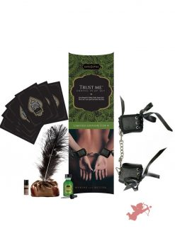 Trust Me Erotic Play Set Limited Edition #3