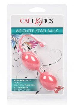 Weighted Kegel Balls Pink