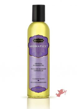 Aromatic Massage Oil Harmony Blend 2 Oz