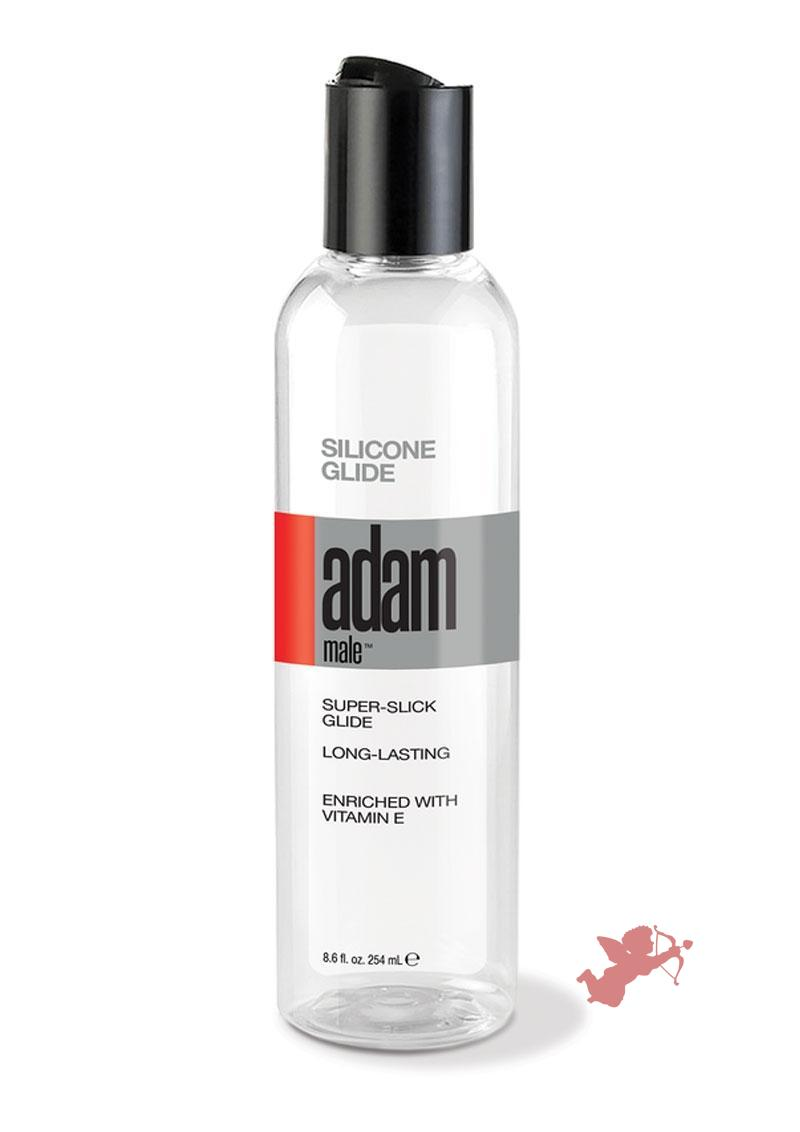 Adam Male Silicone Glide 8.6 Oz