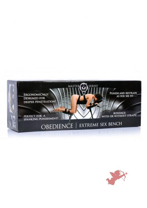 Obedience Extreme Sex Bench