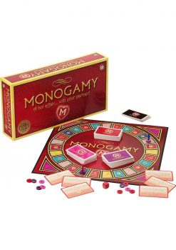 Monogamy Couples Board Game French Edition