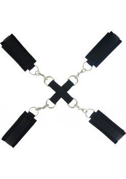 Frisky Stay Put Cross Tie Restraints 13.5 Length 2 Width Center is 5.25
