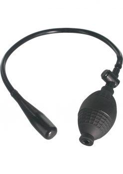 Frisky Inflatable Stimulator Black